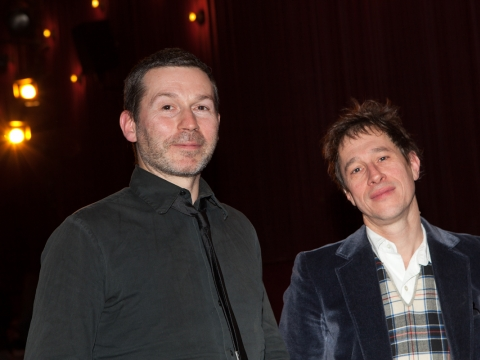 Antoine Barraud ir Bertrand Bonello