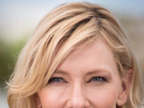 Aktorė Cate Blanchett
