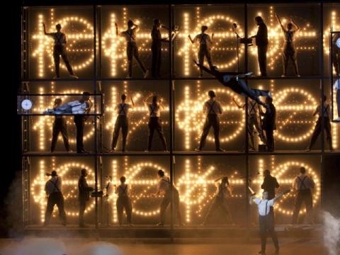"Opera ""Einšteinas paplūdimyje"". Nuotrauka iš <a href=""http://75.agendaculturel.fr"" target=""_blank"">75.agendaculturel.fr</a>"