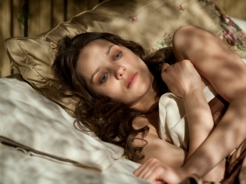 "Marion Cotillard filme ""Kartą Niujorke"""