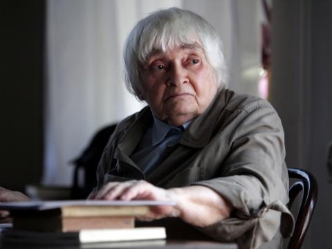 Maria Janion. J. Dominski nuotr.
