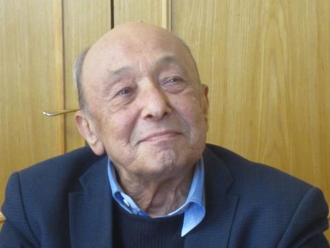 Jurijus Barbojus. Nuotrauka iš asmeninio archyvo