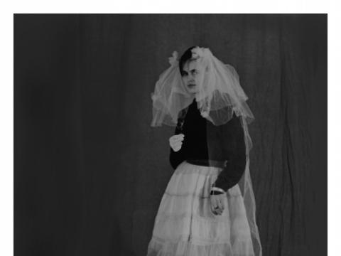 """Eglė Vertelkaitė, iš parodos """"Moiros"""""""