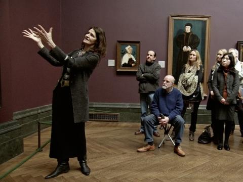 """""""Nacionalinė galerija"""""""