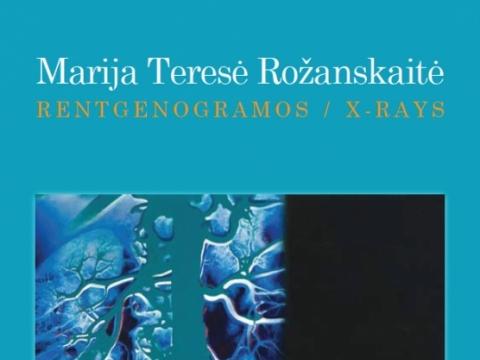 M. T. Rožanskaitės parodos katalogo viršelis