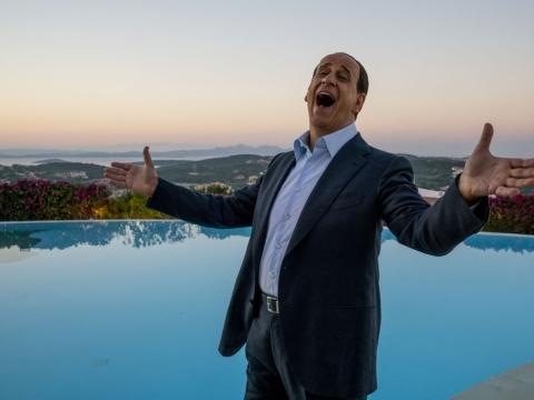 """Kadras iš filmo """"Silvio"""""""