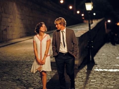"""Vidurnaktis Paryžiuje"""""""