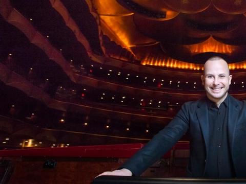 """Yannick Nézet-Séguin. """"Metropolitan Opera"""" nuotr."""