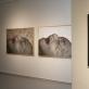 """Natalia LL, """"Eschatologinis kraštovaizdis"""". 1990 m.; """"Laisvės paukščiai"""". 1999–2000 m. Galerijos """"Meno parkas"""" nuotr."""