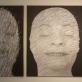 "Natalia LL, ""Žlugimas – vizijų galva I, II, III, IV, V"", fragmentas. 1990 m. Galerijos ""Meno parkas"" nuotr."