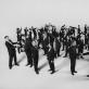 Estijos nacionalinis vyrų choras. LNF archyvo nuotr.