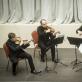Čiurlionio kvartetas. D. Matvejevo nuotr.
