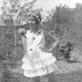 Aliodija Ruzgaitė Jono Jablonskio gimnazijoje. Nuotrauka iš šeimos archyvo