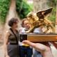 Auksinis liūtas. A. Vasilenko nuotr