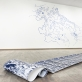 """Fabrizio Contarino parodos """"Priešinga jūra"""" fragmentas. Autoriaus nuotr."""