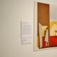 """Niklāvs Strunke, skaitmeninė paveikslo """"Žmogus įeina į kambarį"""" kopija. 1927 m. A. Vītoliņš nuotr."""