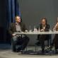 "Diskusija ""Indigenous Activism in the Americas"". M. Lieberenz nuotr."