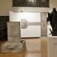"""Kristiānas Brekte, """"Mano tėvas žmogžudys"""" (Kārlio Padego kūrybos interpretacija). 2014 m. Nuotrauka iš LDA archyvo"""