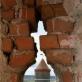 Panemunės pilies fragmentas. Nuotrauka iš VDA archyvo