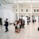 """Paroda """"Kasdienybės žydėjimas"""" Taraso Ševčenkos muziejuje. 2020 m. Organizatorių nuotr."""