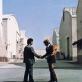 "Grupės ""Pink Floyd"" 1975 m. albumo ""Wish You Were Here"" viršelis"