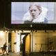 """Jenny König spektaklyje """"Orlando"""". S. Cummiskey nuotr."""