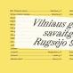 6-asis Vilniaus galerijų savaitgalis
