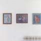 """Artūro Šimonio tapyba parodoje """"Navigacija"""". G. Akelio nuotr."""