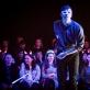 "Oskaras Vygonovskis spektaklyje ""Nežinoma žemė. Šalčia"". D. Matvejevo nuotr."