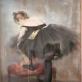 """Pierre-Gérard Carrier-Belleuse, """"Šokėja"""" (1890). Aleksandro Puškino dailės muziejaus"""