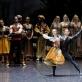"Daniel Dolan (Birbantas) ir Gohar Mkrtchyan (Zulmėja) balete ""Korsaras"". M. Aleksos nuotr."