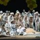 """Scena iš operos """"Idomenėjas"""". M. Aleksos nuotr."""