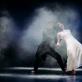 """Scena iš šokio spektaklio """"Laikini šešėliai"""". Prokadras.lt (Indrė Pix) nuotr."""