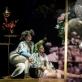 """Scena iš spektaklio """"Sukūrimas / Paveikslai Dorianui"""". D. Matvejevo nuotr."""