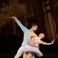 """Jeronimas Krivickas ir Julija Stankevičiūtė balete """"Spragtukas"""". M. Aleksos nuotr."""
