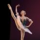 Milda LuckutÄ— Baleto skyriaus Gala koncerte. M. Aleksos nuotr.