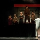 """Scena iš spektaklio """"Don Kichotas"""". L. Vansevičienės nuotr."""