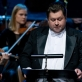 Dainius Stumbras ir Nacionalinis simfoninis orkestras. M. Aleksos nuotr.