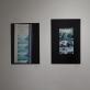 """Jonas Mekas, """"Frozen Frames / Sustingę kadrai"""" iš Arūno Kulikausko rinkinio, parodos vaizdas. 2018 m. A. Narušytės nuotr."""