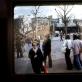 """Juozas Budraitis, """"Versalio vartų parodų parkas"""", Paryžius. 1979 m. Iš autoriaus archyvo. A. Narušytės nuotr."""