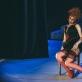 """Aušra Krasauskaitė (Madam Hortenz) balete """"Graikas Zorba"""". E. Sabaliauskaitės nuotr."""