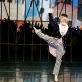 """Benjaminas Davisas balete """"Čipolinas"""". M. Aleksos nuotr."""