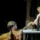 "Denisas Kolomyckis spektaklyje ""Borderline Queen. Kerštas"". D. Matvejevo nuotr."