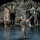 """Kira Tykhonova šokio spektaklyje """"Eglė žalčių karalienė"""". M. Aleksos nuotr."""