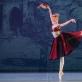 """Milda Luckutė scenoje iš baleto """"Esmeralda"""". M. Aleksos nuotr."""