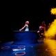 "Scena iš pasirodymo ""Piti Peta Hofen Show"". D. Matvejevo nuotr."