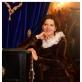 Guoda Gedvilaitė  (Clara Schumann). R. Kunske nuotr.