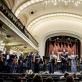 Lietuvos nacionalinio simfoninio orkestro Naujamečio koncerto finalas. D.  Matvejevo nuotr.