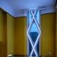 """Kauno bienalės parodos Centriniame pašte """"Gijos. Fantasmagorija apie atstumą"""" fragmentas: Pakui Hardware (Neringa Černiauskaitė ir Ugnius Gelguda), """"Crave that Mineral"""". 2015 m. A. Narušytės nuotr."""