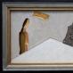 """Vincas Kisarauskas, """"Kristus Emause"""", I. 1988 m. A. Narušytės nuotr."""